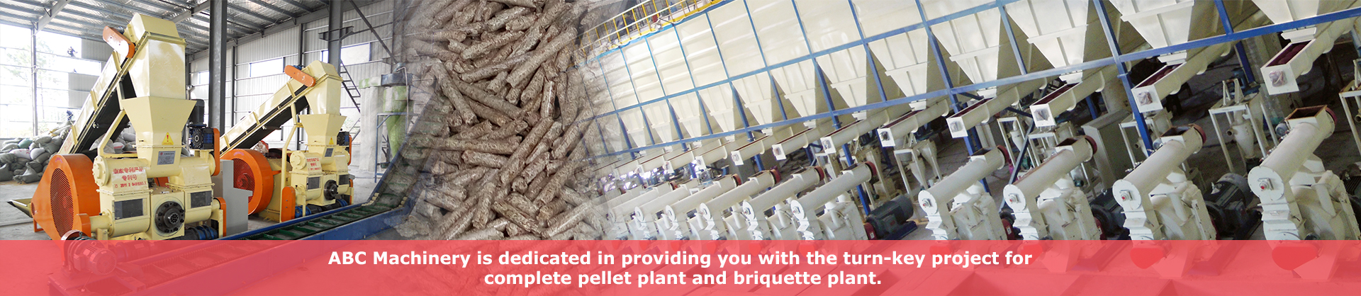 turnkey pellet plant and briquetting plant