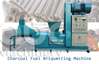 2 type fuel briquetting machines