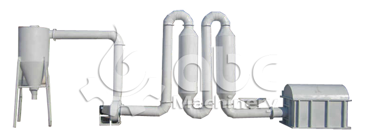 GC-DL-7.5 Air Flow Dryer