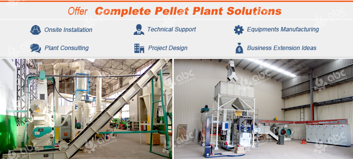 Industrial Wood Pellet Projects