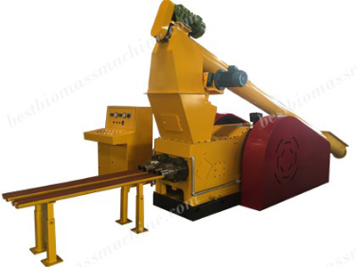 Multi-functional Mechanical Briquetting Press
