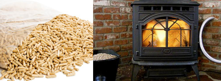 Wood Pellet for Stove