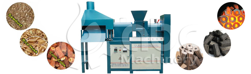 Biomass Briquetting Machine for Sale