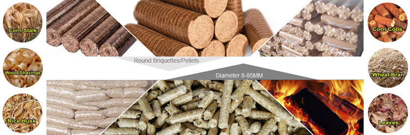 Buy best biomass stamping briquette press machine to make saw dust pellet briquettes