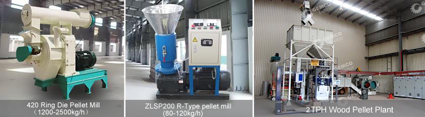 Biomass Pelletizing Mill