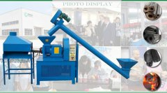 ABC Machinery Briquette Pressing Machine Manufacturer