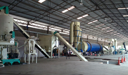 6TPH Complete Wood Pellet Making Line