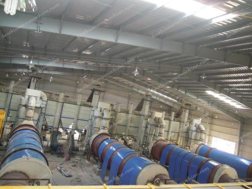 drying system for vietnam pellet plant