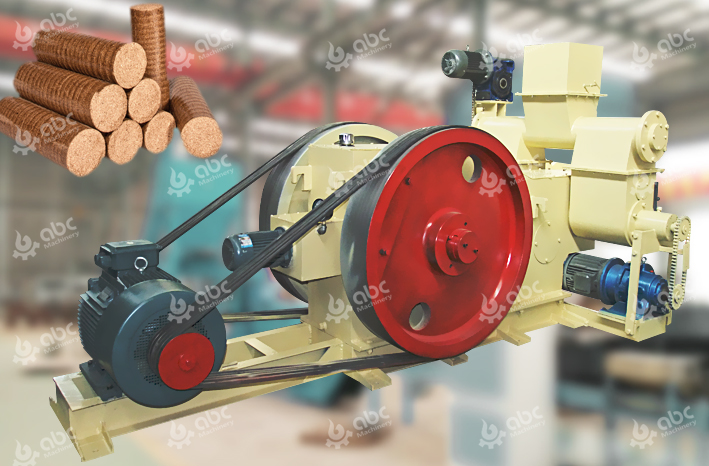 Making Reliable Fuel with Horse Manure Briquette Machine