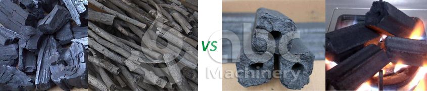 original charcoal and mechanical charcoal