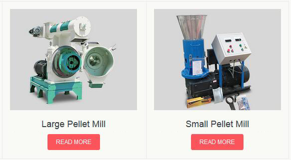 pellet mill for biofuel pellets