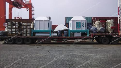 pellet mills and pellet coolers for vietnam pellet plant