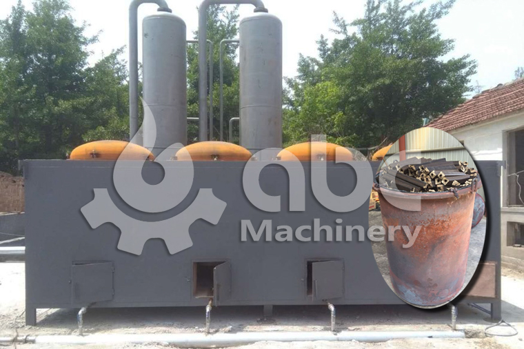 carbonizing furnace
