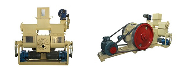 punching briquette machine