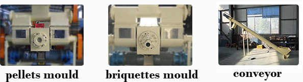 punching briquetting machine details2