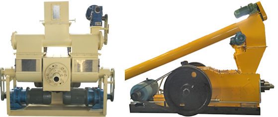Punching Briquetting Press Machine