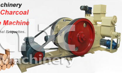 punching sawdust briquetting machine