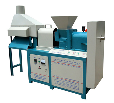 screw briquette machinery