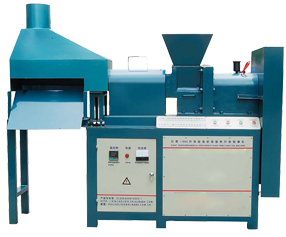 Screw Briquetting Press Machine