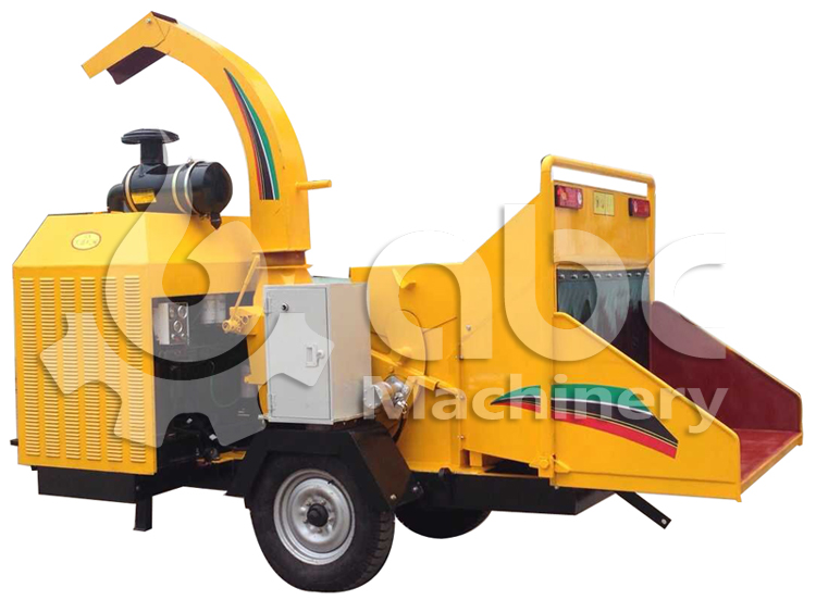 Wood Cutting Machine or Wood Splitter